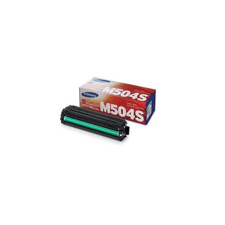 Toner Samsung Magenta CLT-M504S 1.800 Pgs