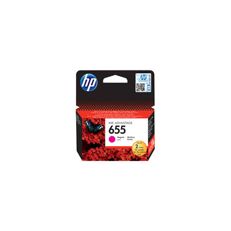 Μελάνι HP No 655 Magenta CZ111AE 600Pgs
