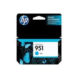 Μελάνι HP No 951 Cyan CN050AE 700 Pgs