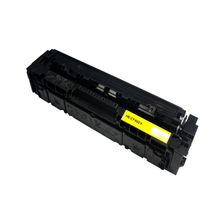 ECO PREMIUM HP TONER YELLOW CF402X 2300 ΣΕΛ
