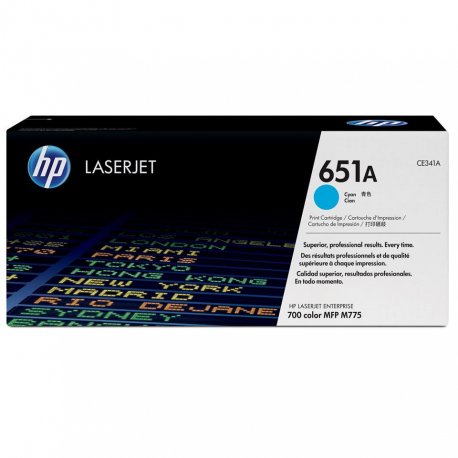 Toner HP 651A Yellow CE342A 16.000 Pgs