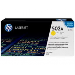 Toner HP Yellow Q6472A 502a 4.000 Pgs
