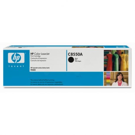 Toner HP 822A Black C8550A 25.000 ΣΕΛ