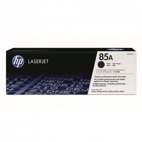 Toner HP CE285A Black 85A 1.600 Pgs