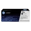 Toner HP Q2612A Black 12A 2.000 Pgs