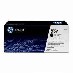 Toner HP No 53A Black Q7553A 3.000 Pgs