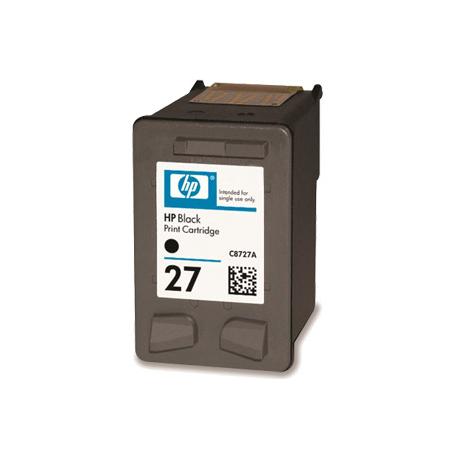 Συμβατό Μελάνι Ink Premium 27 Black HP