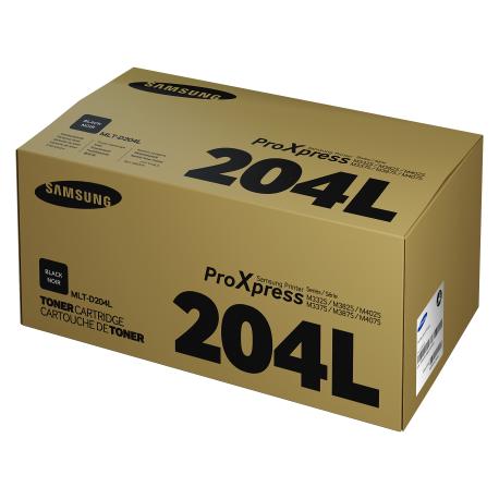 Toner Samsung Black HC MLT-D204L 5.000 Pgs