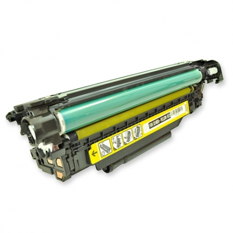 Eco premium Hp CE402A 507a Yellow Toner 6.000 Σελ