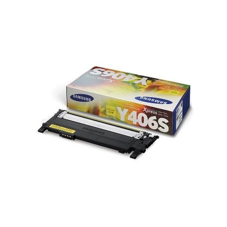 SAMSUNG CLT-Y406S LaserJet Toner 1.0K Pgs