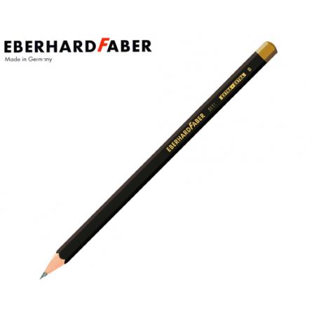 EBERHARD FABER ΜΟΛΥΒΙ ΜΑΥΡΟ B Νο2