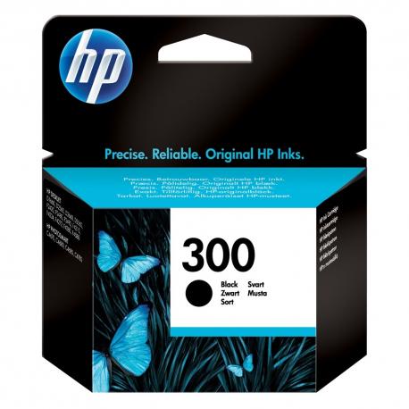 HP 300 Μελάνι Black CC640EE