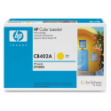 Toner HP No 642A Yellow CB402A 7.500 Pgs