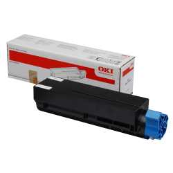 Oki Toner Black 45807106 High Capacity