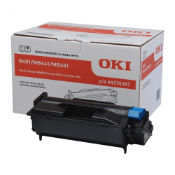 Oki Drum Unit Black 44574307