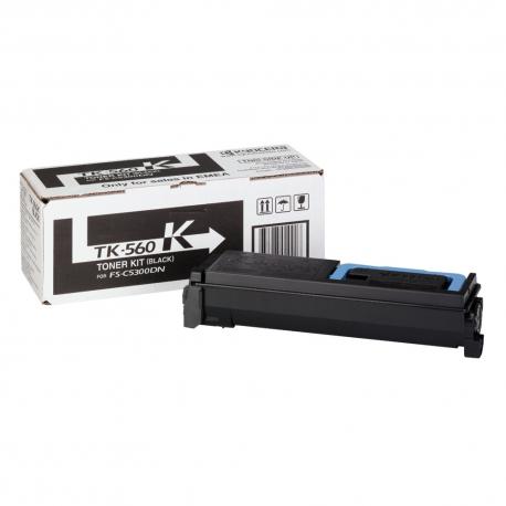 Kyocera/Mita Toner Black TK-560K 12.000pgs