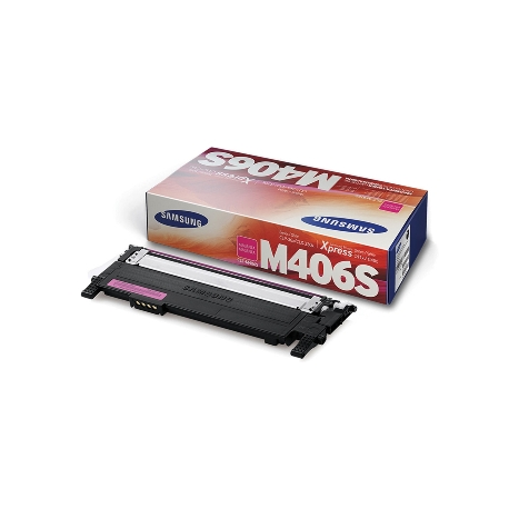 Toner Samsung Magenta CLT-M406S 1000 ΣΕΛ