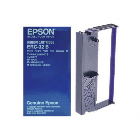 Epson Mελανοταινία Epson ERC32 Black C43S015371