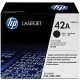 Toner HP No 42A Black Q5942A 10.000 Pgs