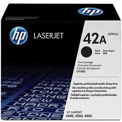 Toner HP No 42A Black Q5942A 10.000 Pgs