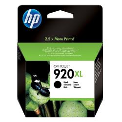 HP 920XL Black CD975AE