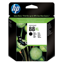 HP 88XL Black ink  C9396AE 2.450Pgs